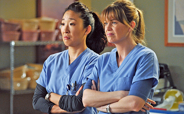 Dr. Cristina Yang and Dr. Meredith Grey, Grey's Anatomy