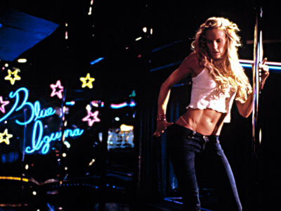 Dancing at the Blue Iguana, Daryl Hannah | Dancing at the Blue Iguana (2001) One of several hard-luck gals baring all at the title club (including Sandra Oh, Jennifer Tilly, and actress-turned-strippercize instructor…