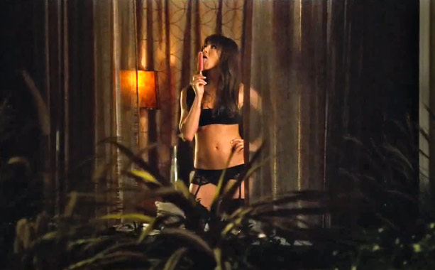 Jennifer Aniston, Horrible Bosses   Horrible boss, amazing body. Aniston got into character— and gave a raunchy performance involving suggestively-shaped food—when she slipped on her character's lacy corsets and other…