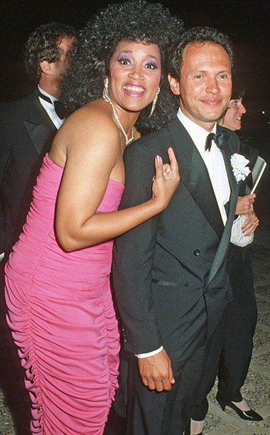 Jackee and Billy Crystal were BFFs at the 38th Annual Primetime Emmy Awards