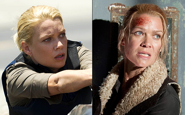 Laurie Holden (Andrea Harrison)