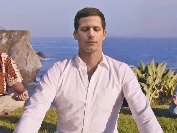 BEST: Andy Samberg spoofs 'Mad Men' and then delivers a PSA
