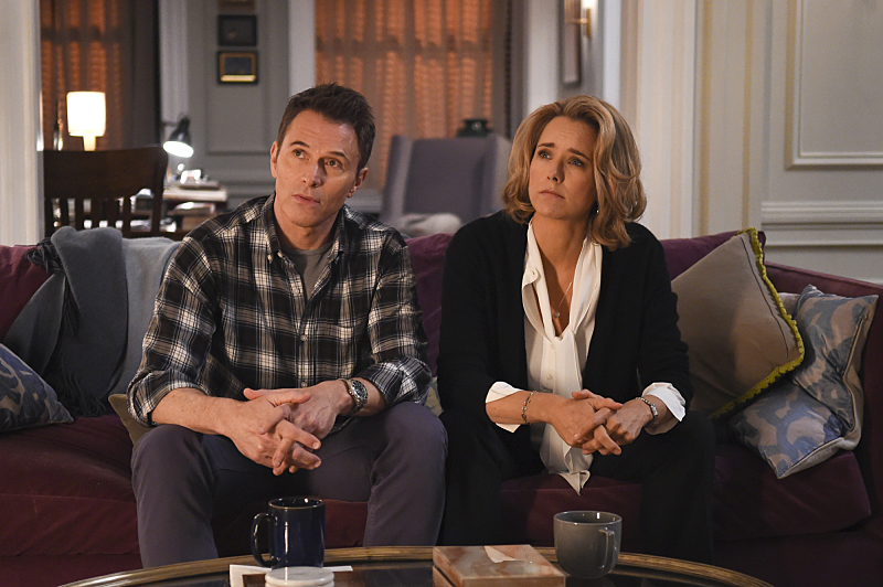 """Madam Secretary"" Tim Daly and Téa Leoni"