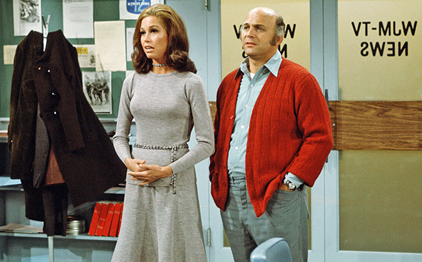 Mary Richards and Murray Slaughter, The Mary Tyler Moore Show