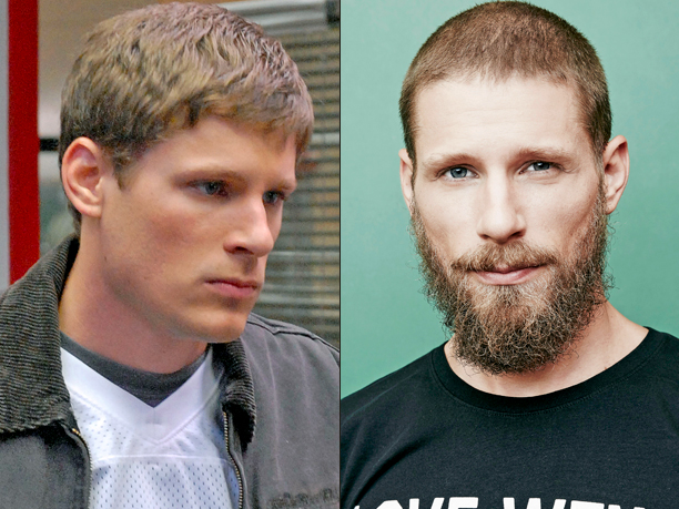 Matt Lauria (Luke Cafferty)