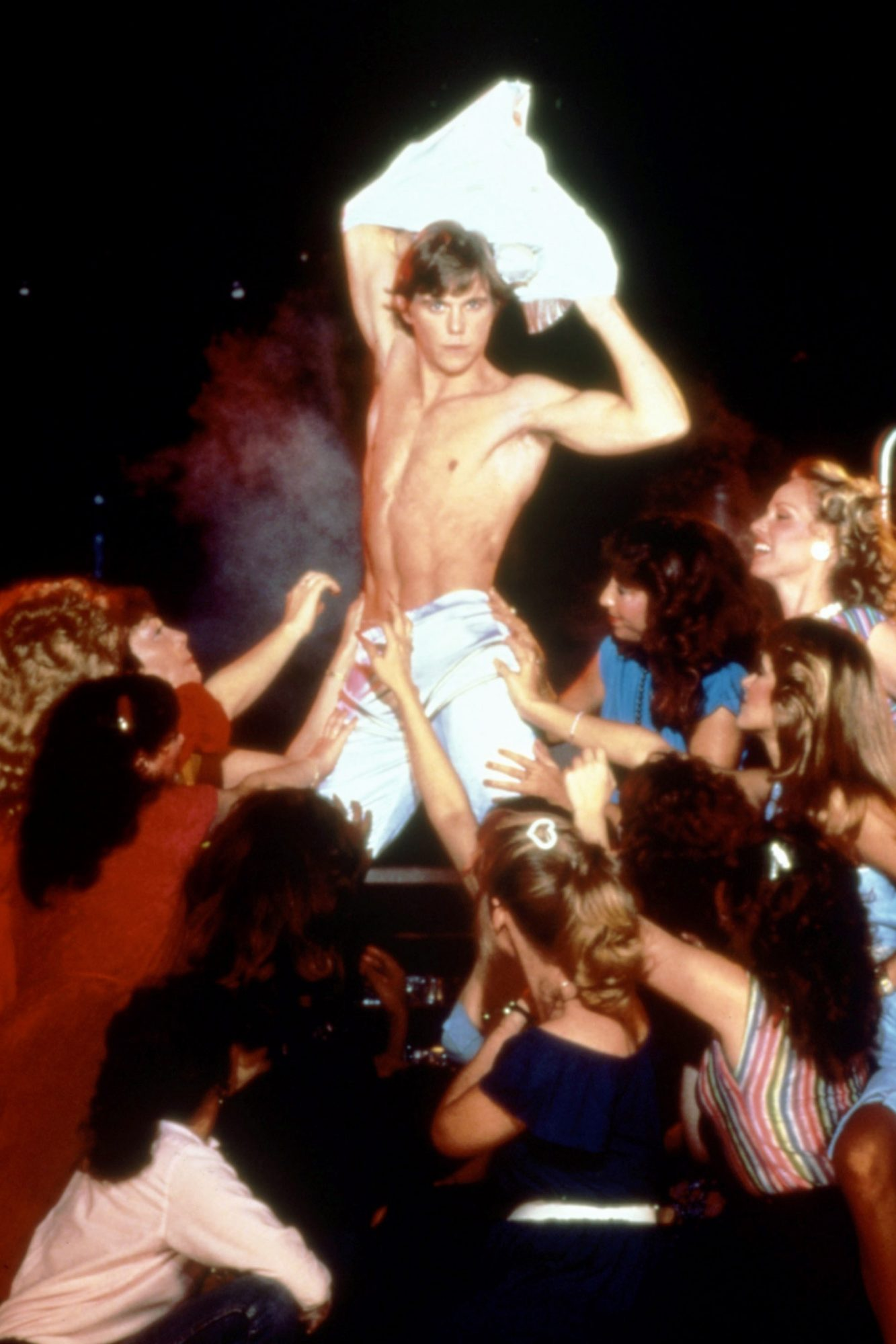 A NIGHT IN HEAVEN, Christopher Atkins, 1983, TM and Copyright (c)20th Century Fox Film Corp. All rig