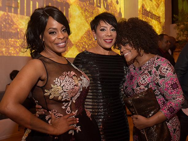Niecy Nash, Selenis Leyva, and Yvette Nicole Brown