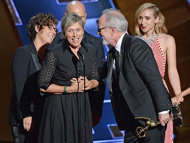 BEST: 'Olive Kitteridge,' Frances McDormand dominate the Emmys