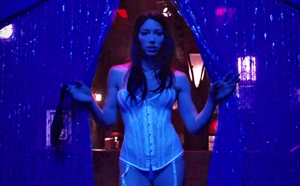 Jessica Biel, Powder Blue   The future Mrs. Justin Timberlake plays a woman who dances to earn money for her terminally ill son in this straight to video stripper drama.…