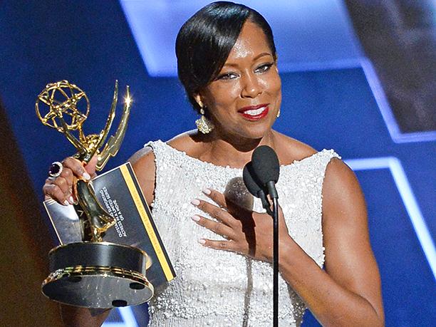 BEST: Regina King can't believe she won an Emmy