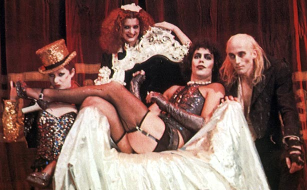 Tim Curry, The Rocky Horror Picture Show   Tim Curry wasn't the only star to strip down for the 1975 cult classic/rock opera, but his transformation was certainly the most impressive. What did…