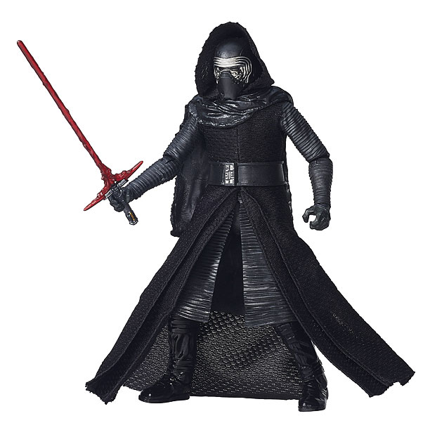 Star Wars Black Series - Kylo Ren ($19.99)