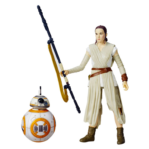 Star Wars Black Series - Rey and BB-8 ($19.99)