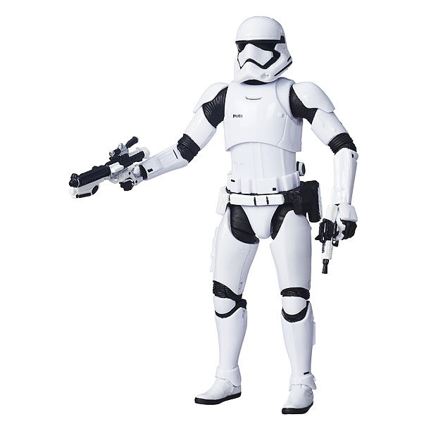 Star Wars Black Series - First Order Stormtrooper ($19.99)