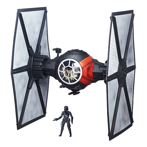 Star Wars Black Series - First Order TIE FIGHTER (Retail Price: $169.99)