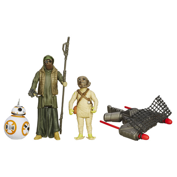 Two-Pack Desert Mission – Teedo and Unkar's Thug ($14.99)