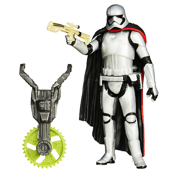 Star Wars Build-a-Weapon - Captain Phasma ($7.99)