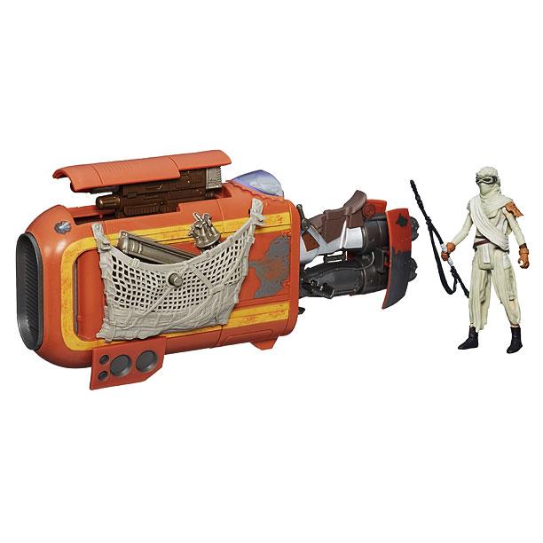 Rey's Speeder Bike (Retail Price: $19.99)