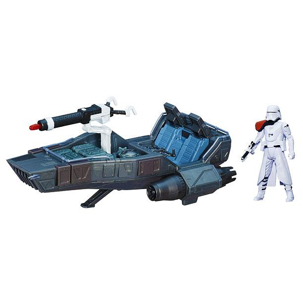 The First Order Snowspeeder ($29.99)