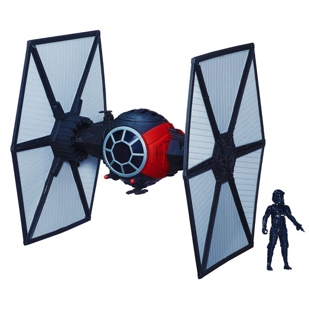 Special Forces TIE Fighter (Retail Price: $39.99)