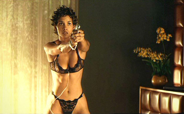 Halle Berry, Swordfish   Berry also went topless in this 2001 film, but even when her lady parts were covered, there was little left to the imagination. How did…