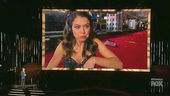 BEST: Tatiana Maslany pulls a Helena