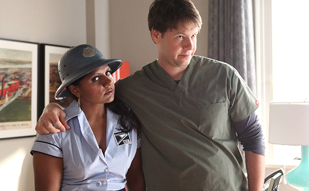 Dr. Mindy Lahiri and Morgan Tookers, 'The Mindy Project'