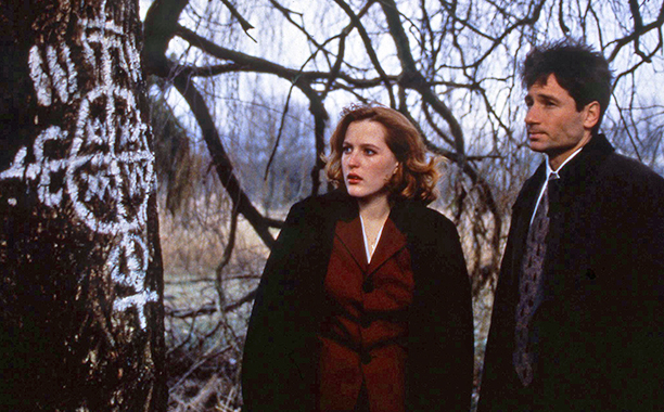 Fox Mulder and Dana Scully, The X-Files