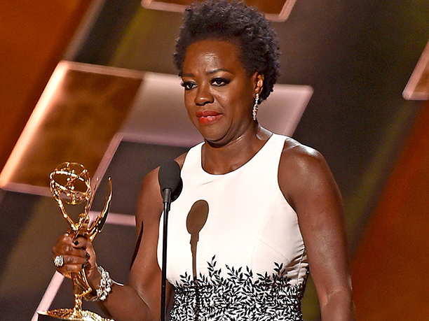 BEST: Viola Davis makes history — and gives a candid speech