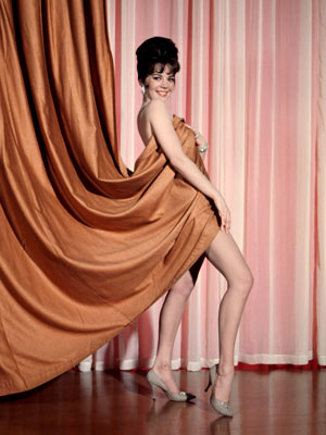 Natalie Wood, Gypsy (Movie - 1962) | Gypsy (1962) Clearly, the classiest one on this list: Wood plays the real-life Gypsy Rose Lee in this biopic musical adapted from the Broadway hit.…