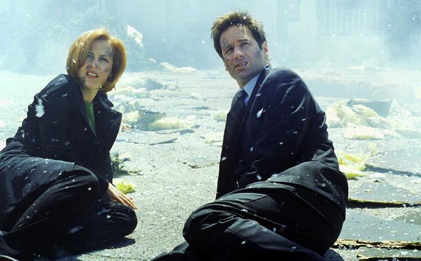 Fox: The X-Files