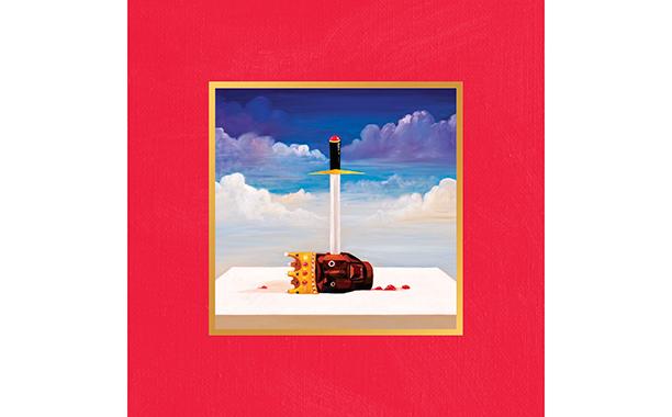 My Beautiful Dark Twisted Fantasy, Kanye West (2010)