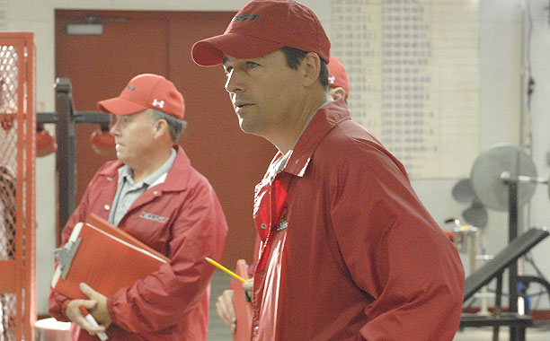 Coach Taylor, Friday Night Lights (Kyle Chandler)