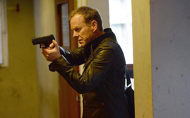 Jack Bauer, '24' (Keifer Sutherland)