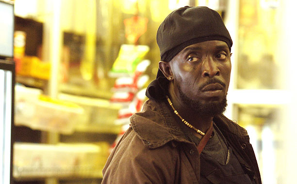 Omar Little, The Wire (Michael K. Williams)
