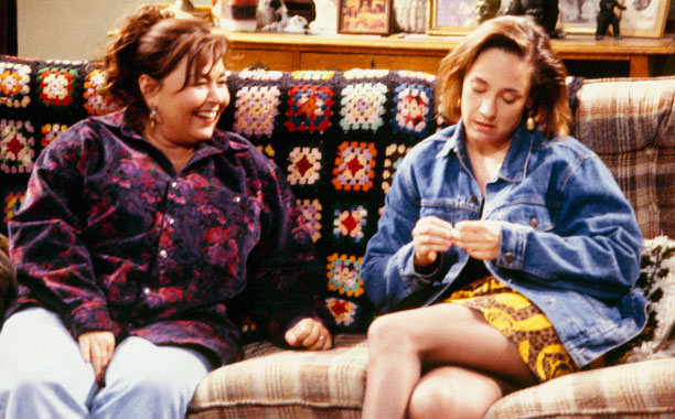 Roseanne Conner, Roseanne (Roseanne Barr)