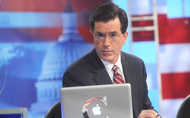 """Stephen Colbert,"" The Colbert Report (Stephen Colbert)"