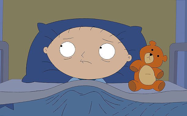 Stewie Griffin, Family Guy (Voiced by Seth MacFarlane)