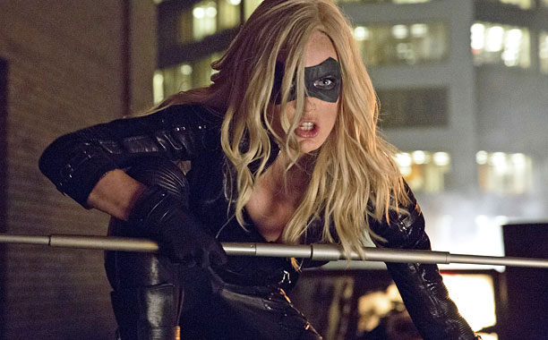 Trained by the League of Assassins, and Ra's al Ghul himself, the Black Canary has no reason to shy away from a fight, and that's…