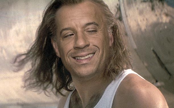 Vin Diesel as Nicolas Cage's Cameron Poe From Con Air