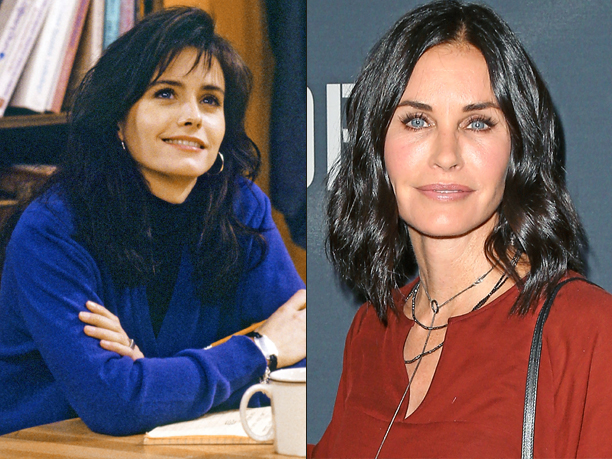 Courteney Cox (Lauren Miller)