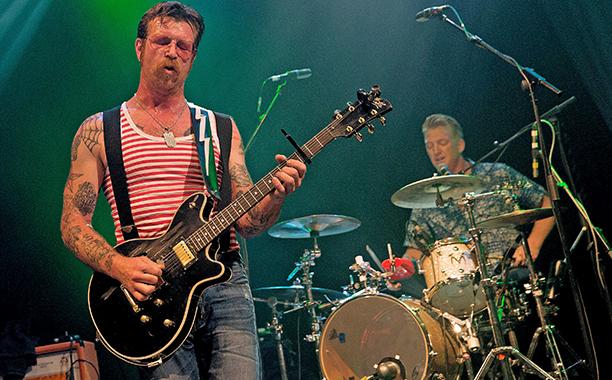 Eagles of Death Metal, Zipper Down, Oct. 2