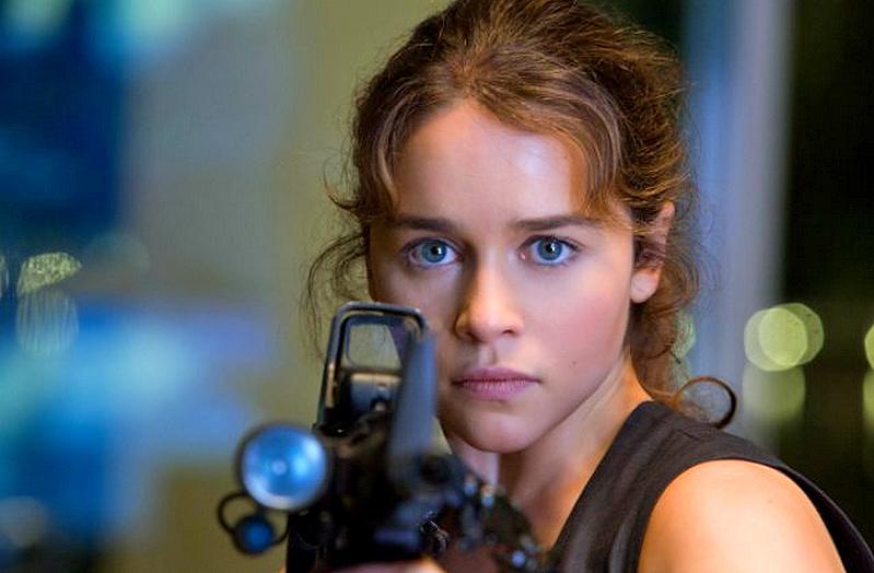 Emilia Clarke, Terminator Genisys
