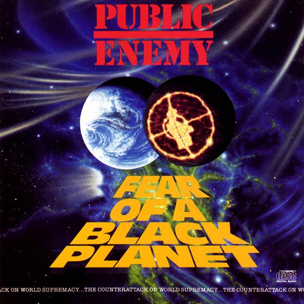 Public Enemy's Fear of a Black Planet
