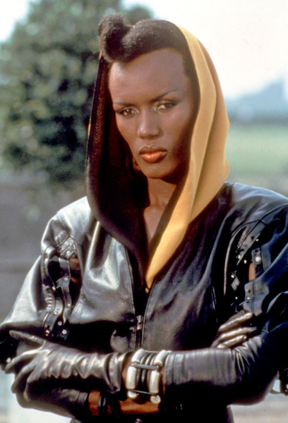 Grace Jones in A View To Kill (1985)