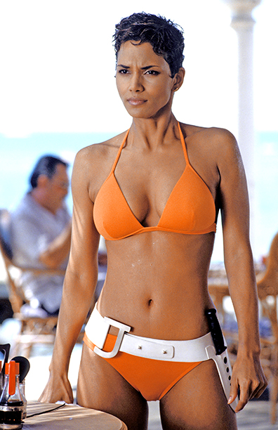 Halle Berry in Die Another Day (2002)
