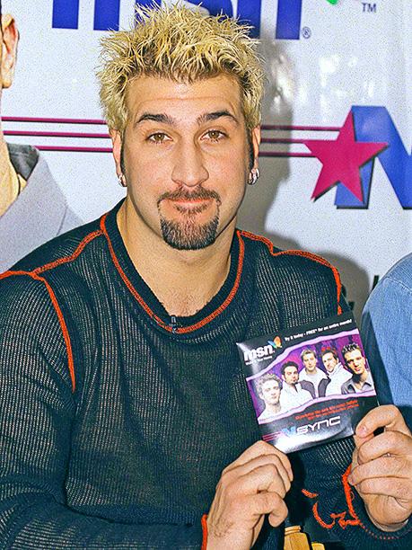 Joey's Platinum Blonde