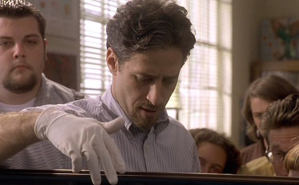 Jon Stewart, The Faculty (1998)