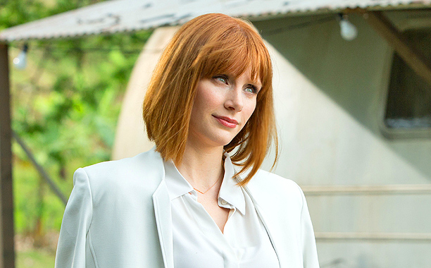 ALL CROPS: Jurassic World! pictured: Bryce Dallas Howard