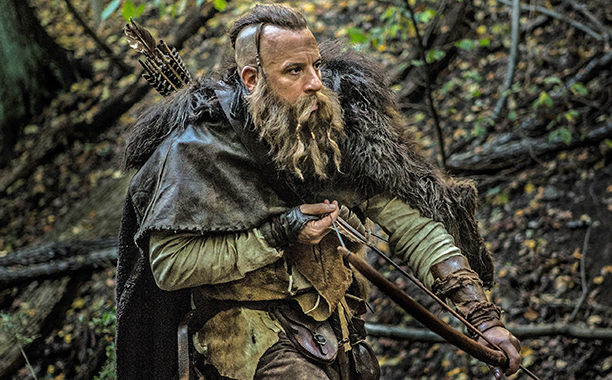 Vin Diesel as Vin Diesel's Kaulder From The Last Witch Hunter